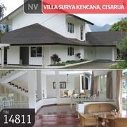 Villa Surya Kencana, Cisarua, Puncak, Bogor, 3.525 M, 1 Lt, SHM (28742815) di Kota Bogor