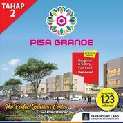 Launching Ruko Pisa Grande 2 Jalur Utama Serpong Starting 1.23M (28751191) di Kota Tangerang Selatan