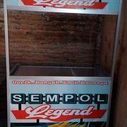 Boothportable Alumunium Standar Ukuran M Panjang 100x50x170cm (28754151) di Kota Surakarta