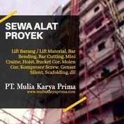 JASA RENTAL ALAT PROYEK SUMATRA SELATAN (28756907) di Kota Palembang