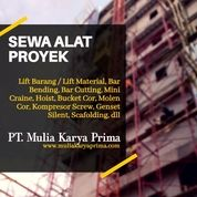 JASA RENTAL ALAT PROYEK BENGKULU (28757059) di Kota Bengkulu