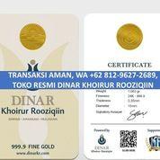 WA O8I2-9627-2689, Toko Resmi Dinar Khoirur Rooziqiin (28757847) di Kota Depok