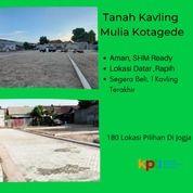 Tanah Murah Kota Jogja Dekat Kampus UAD Sertifikat Ready (28758411) di Kota Yogyakarta