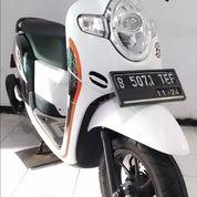 Low KM! Honda Scoopy Fi LED Th.2019 Akhir Km.7rb B-DKI Istimwa Sekali (28766811) di Kota Jakarta Timur