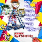 Kincir Mainan Pasar Malam Odong Odong Wahana (28767171) di Kota Sibolga