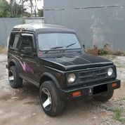 Suzuki Jimny Katana 1997 Hitam Komplit (28777935) di Kota Jakarta Selatan
