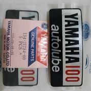 Stiker Yamaha YL1 YL2 YL3 L2G Original (28792859) di Kota Surabaya