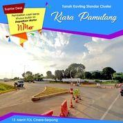 Kavling Kiara Pamulang 13 Menit Tol Cinere-Serpong Harga 3 Jt-An (28795247) di Kota Tangerang Selatan