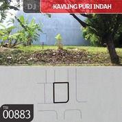 Kavling Puri Indah, Jakarta Barat, 545m, PPJB (28800815) di Kota Jakarta Barat