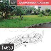 Kavling Sutera Telaga Biru, Serpong, Tangerang, 626 M, SHM (28804455) di Kota Tangerang Selatan
