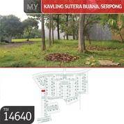 Kavling Sutera Buana, Serpong, Tangerang, 420 M, SHM (28804635) di Kota Tangerang Selatan