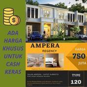 Rumah Mewah Lokasi Mantap Di Komplek BI Dan Dekat Mall Manhattan (28806559) di Kota Medan