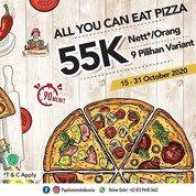 Popolamama 1 Minggu Terakhir All You Can Eat Pizza di Popolamama! (28807167) di Kota Jakarta Selatan
