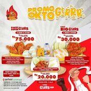 PROMO OKTO GERR Geprek Bensu Promo Lagi.. 3 Paket Promo Geprek Bensu spesial buat kamu.. (28808795) di Kota Jakarta Selatan