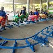 Odong Mini Coaster Naik Turun Super Nova Kondisi Baru Murahhh (28820635) di Kab. Tanah Bumbu