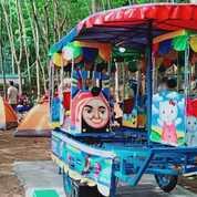 Kereta Panggung Fiberplat Odong Asli (28828423) di Kota Pangkal Pinang