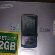 HP Jadul Samsung SOUL SGH-U900, Sleding (28830139) di Kota Jakarta Pusat