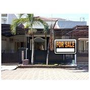EXCLUSIVE Rumah 1Lt Caribbean Pantai Mentari ROW 3Mobil (28830823) di Kota Surabaya