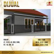3 RUMAH JADI 1 HARGA TERJANGKAU JALAN ROKAN (28835871) di Kota Surabaya