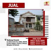 RUMAH USAHA SEMI GUDANG JALAN KEDUNG COWEK (28836463) di Kota Surabaya