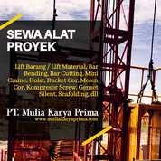 Sewa Alat Proyek Pembangunan Kalimantan Utara (28837971) di Kota Tarakan