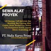 Sewa Alat Proyek Pembangunan Papua Barat (28839147) di Kota Sorong