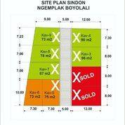 KAVLING SISA 1 UNIT DEKAT BANDARA ADI SUMARMO DI SINDON BOYOLALI (28848359) di Kab. Boyolali