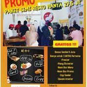 Gebyar Promo Paket Semi Resto Franchise Ayam Dadar Bandung Hanya 30 Jutaan (28851935) di Kota Cilegon