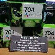 Cartridge HP 704 Original Tinta HP 704 Black & Colour (28860135) di Kota Surabaya