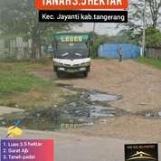 Tanah Jayanti 3.5 Hektar Dekat Pt Mayora Desa Gembong KabTangerang (28866631) di Kab. Tangerang