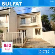 Rumah Baru 2 Lantai Luas 111 Di Sulfat Pandanwangi Kota Malang _ 479.18 (28868031) di Kota Malang
