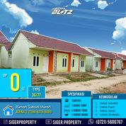 Promo Subsidi DP 0 Rupiaah Di Dekat POM Itera (28879279) di Kota Bandar Lampung
