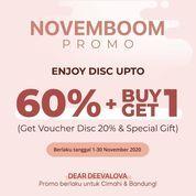 Adeeva Clinic Novemboom Promo (28884387) di Kota Jakarta Selatan