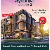 Ayodhya Garden Tahap 2 MH Thamrin Cikokol Tangerang (28889851) di Kota Tangerang