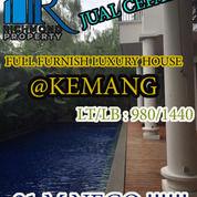 Rumah Mewah Siap Huni Full Furnishe Lokasi Kemang Jakarta Selatan (28918163) di Kota Jakarta Selatan