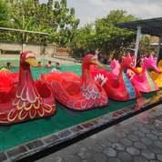 Sepeda Air Bebek Gowes Odong Odong L05 (28932343) di Kab. Natuna