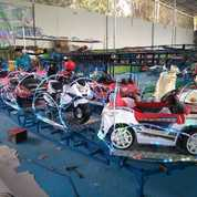 Mainan Kereta Panggung Mobil Dan Motor Remot (28934979) di Kab. Gresik