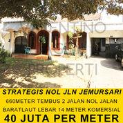NOL Jalan Jemursari Strategis Untuk Usaha Apapun (28950069) di Kota Surabaya
