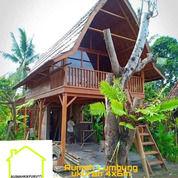 Rumah Kayu Bongkar Pasang IYOII (28950111) di Kab. Cianjur