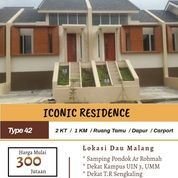 Perumahan Villa Murah 300 Jtan Dekat Ponpes Ar Rohmah Iconic Residence Dau (28951592) di Kab. Malang