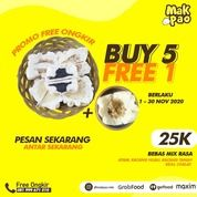 Makpao Makassar Promo BELI 5 GRATIS 1 FREE ONGKIR KOTA MAKASSAR (28951847) di Kota Makassar