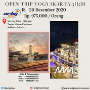 OPEN TRIP YOGYAKARTA (28952536) di Kota Jakarta Pusat