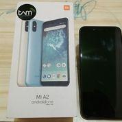 Xiaomi Mi A2 4/64 Fullset Second Bekas Mulus Terawat (28955110) di Kab. Mojokerto