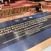 Backdrop Pameran, Seminar, Gathering, Workshop Di Medan Aceh (28955423) di Kota Medan