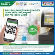 Indomaret x Ctilink Diskon 20% untuk Beli Kursi, Bagasi, dan Pre-Book Meals! (28958351) di Kota Jakarta Pusat