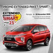 Mitsubishi Promo Extended Paket SMART Hemat 25% Off (28963105) di Kota Jakarta Selatan