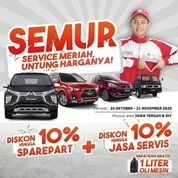 Mitsubishi Promo SEMUR Service Meriah Untung Harganya (28963122) di Kota Jakarta Selatan