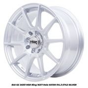 Velg Mobil HSR RAI-S2 JA151 Ring 16 - Mobilio Brio Agya Calya Swift Avanza Xenia (28964136) di Kab. Sumenep