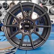 Velg Mobil Racing RAI-S2 JA151 HSR Ring 16 Lebar 7 Inci - Terbaru (28964674) di Kab. Nganjuk