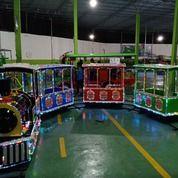 Kereta Mall Rel Lantai Mesin Motor Odong Baru (28966460) di Kab. Kep. Anambas